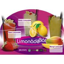 Kis méretű Monin Limonádé Bár kínáló (kifüggeszthető)