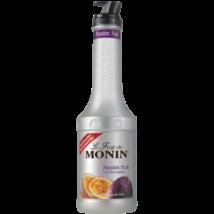 Monin Maracuja püré (Passion Fruit) 1L