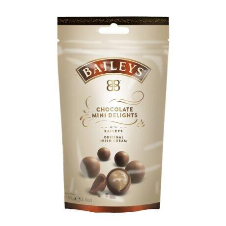 Baileys Mini Delights - Baileys likőrös trüffelkrémmel töltött mini csokoládé golyók - 102 gr