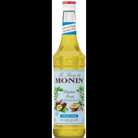 Monin Csökkentett cukortartalmú Maracuja koktélszirup (passion fruit) 0,7L