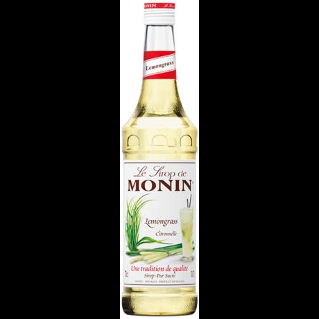 Monin Citromfű szirup (Lemongrass) 0,7L
