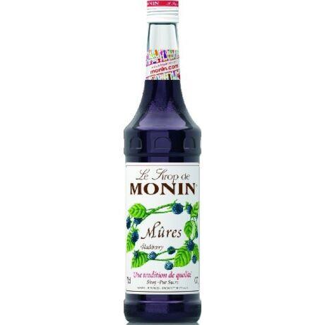 Monin Szeder szirup (Blackberry) 0,7L