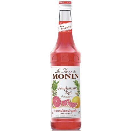 Monin Pink Grapefruit szirup 0,7L