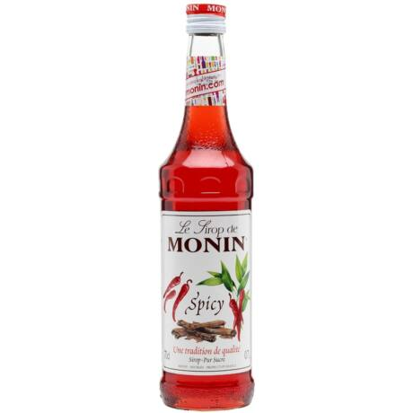 Monin Fűszeres chili szirup (Spicy Chili) 0,7L