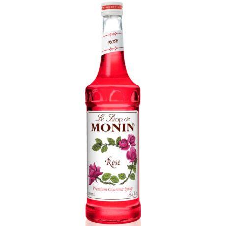 Monin Rózsa szirup (Rose) 0,7L