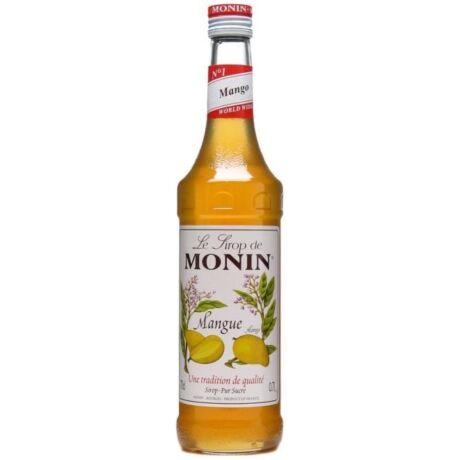 Monin Mangó szirup (Mango) 0,7L