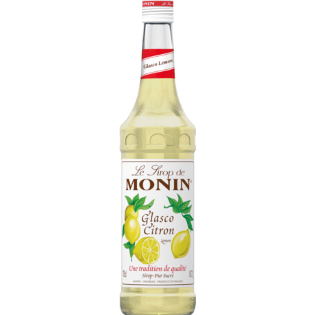 Monin Citrom szirup (Lemon) 0,7L