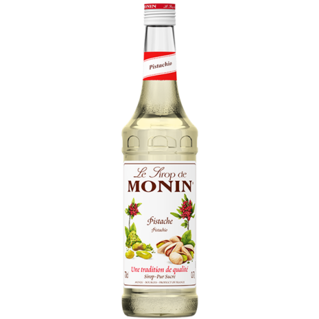 Monin Pisztácia szirup (Pistachio) 0,7L