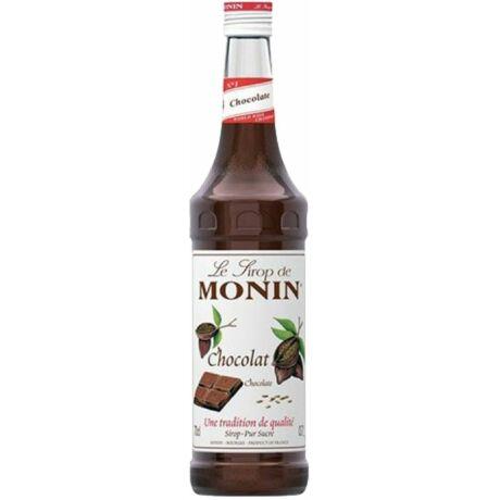 Monin Csokoládé szirup (Chocolate) 0,7L