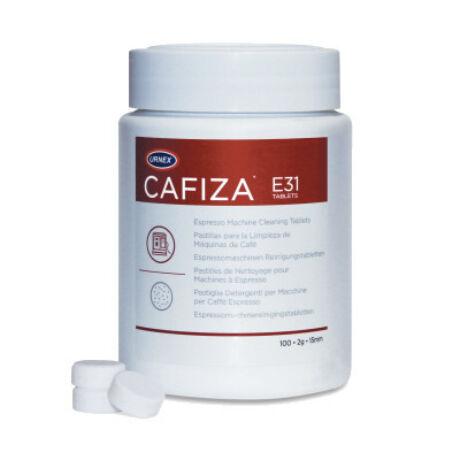 Urnex Cafiza E31 Espresso kávéfőző tisztító tabletta 100 x 2g