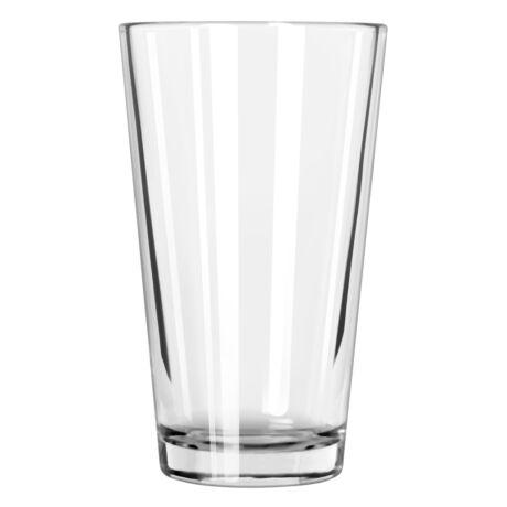Üveg keverőpohár 414 ml