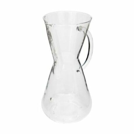 Chemex üveg fogantyús karaf 3 cup