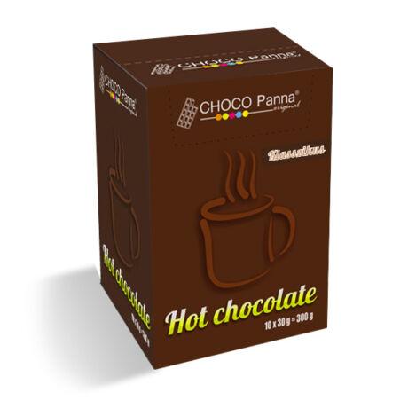 Choco Panna klasszikus forró csokoládé (Classic) 10 x 30g / doboz