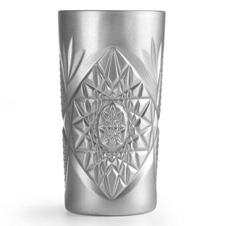 HOBSTAR koktélos pohár EZÜST színű 473 ml