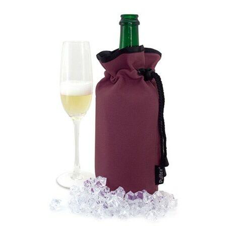 Pulltex Pezsgő hűtőzsák (burgundy)