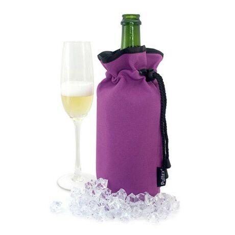 Pulltex Pezsgő hűtőzsák (lila)