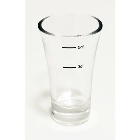 Senior feles pohár 3-5 cl.