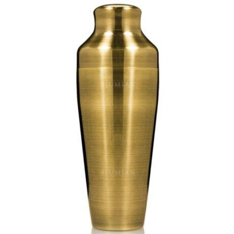 chrono francia shaker két részes bronz színű 550 ml