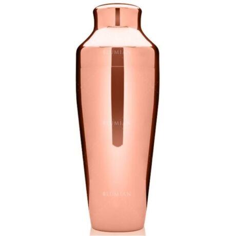 Chrono francia shaker két részes réz színű 550 ml