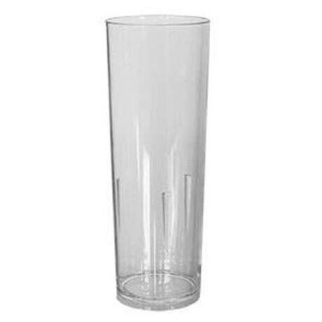 Törhetetlen Las Vegas cső pohár 330 ml