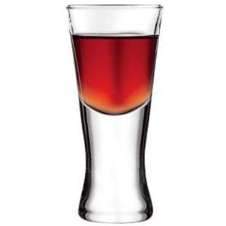 Boston szeszes pohár magas talppal 50 ml.