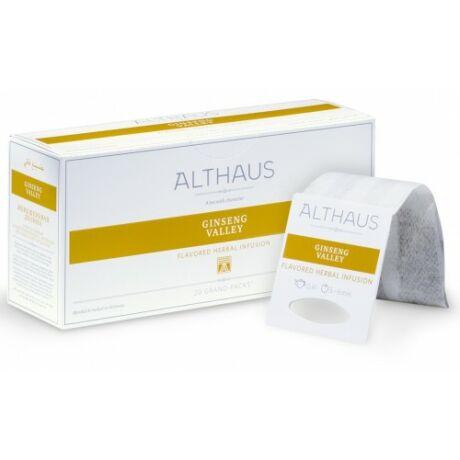 Tea Althaus Ginseng Balance grand pack 20 filter