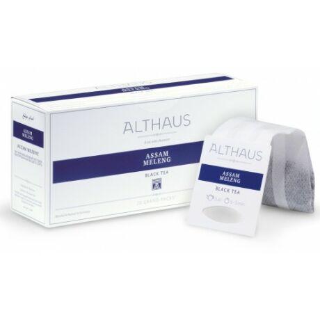 Tea Althaus Assam Meleng grand pack 20 filter