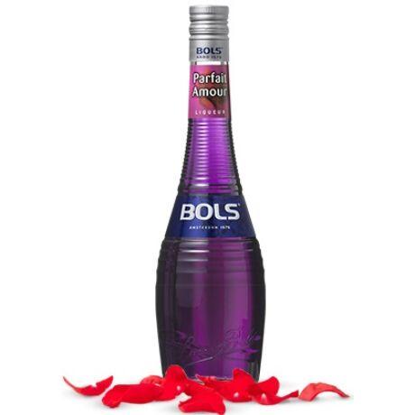 Bols Parfait Amour likőr (ibolya, rózsa) 0,7L
