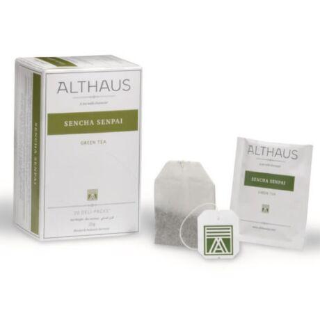 Tea Althaus Sencha Senpai deli pack 20 filter