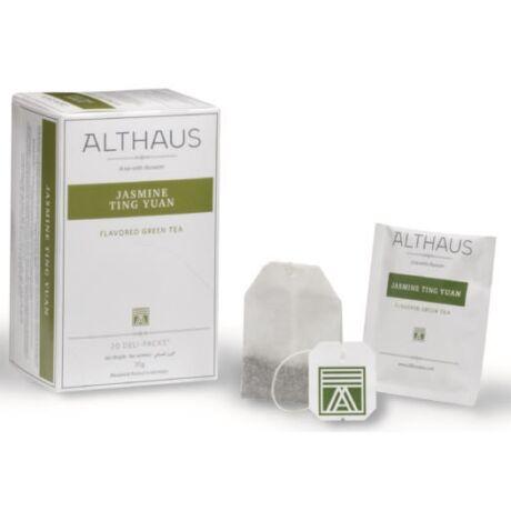 Tea Althaus Jasmine Ting Yuan deli pack 20 filter