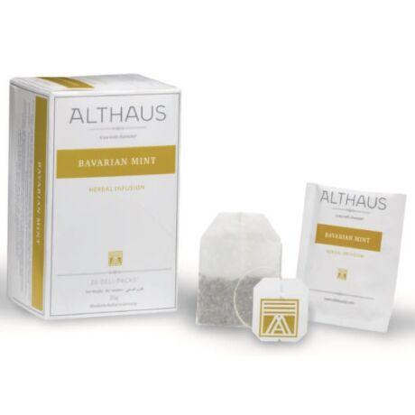 Tea Althaus Bavarian Mint deli pack 20 filter