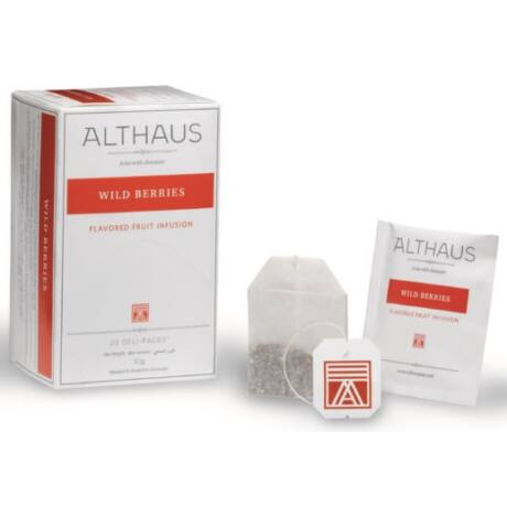 tea Althaus Wild Berries deli pack 20 filter