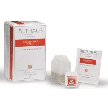 Tea Althaus Persischer apple deli pack 20 filter