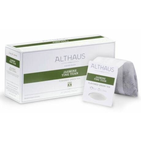 Tea Althaus Jasmine Ting Yuan grand pack 20 filter