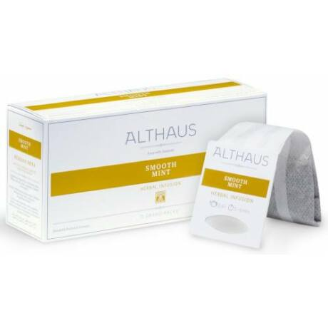 Tea Althaus Smooth Mint grand pack 20 filter