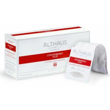 Tea Althaus Strawberry flip grand pack 20 filter
