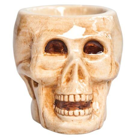 Tiki Kerámia Skull Shot pohár 40 ml.