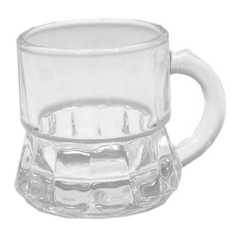Füles szeszes, snapsz pohár 25 ml