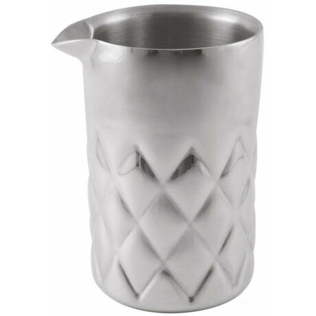 Duplafalú Fém Yarai Keverőpohár 600 ml