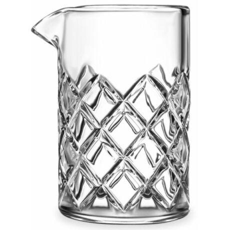 Japán Yarai üveg keverő pohár 500 ml