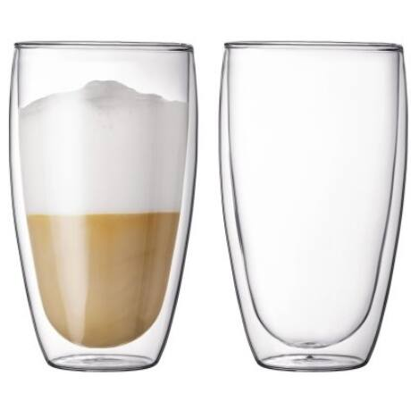 Thermo duplafalú Lounge Latte Macchiato pohár 310 ml 1 db
