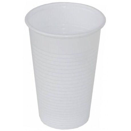 Műanyag pohár 3 dl