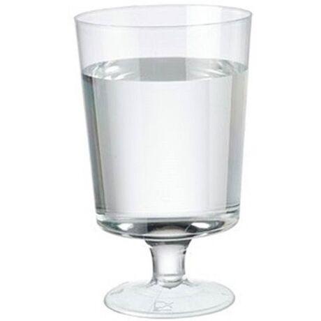 Műanyag Boros pohár 2 dl