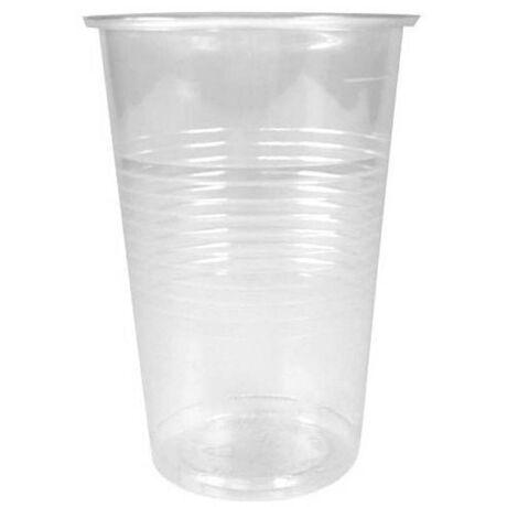 Műanyag (sörös)pohár 5 dl