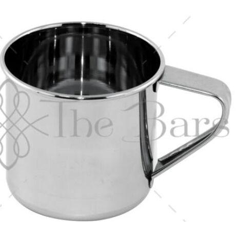 The Bars acél fémbögre 350 ml