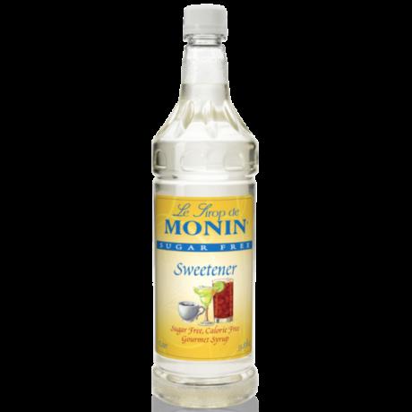 Monin Cukormentes Édesítő szirup 0,7L