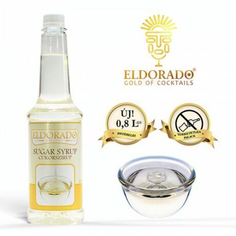 Gluténmentes Eldorado Cukor szirup 0,8 L