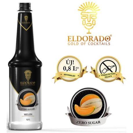 Eldorado cukormentes sárgadinnye szirup 0,8
