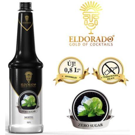 Eldorado cukormentes citrusos menta szirup 0,8