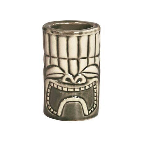 Tiki pohár Angry shot világos barna